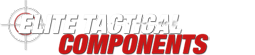 Elite Tactical Components Logo